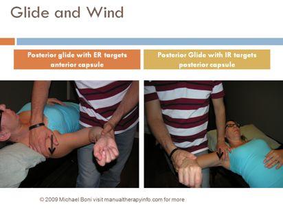 Wind and Glide slide
